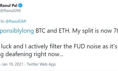 이 거시 경제학자가 자신의 암호화 포트폴리오에 Bitcoin, Ethereum을 보유한 이유는 다음과 같습니다.